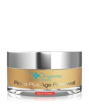 The Organic Pharmacy Rose Plus Age Renewal Gesichtscreme 50 ml
