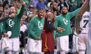 難分難解—Boston Celtics & Cleveland Cavaliers