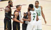 騎士復仇記—Cleveland Cavaliers & Boston Celtics