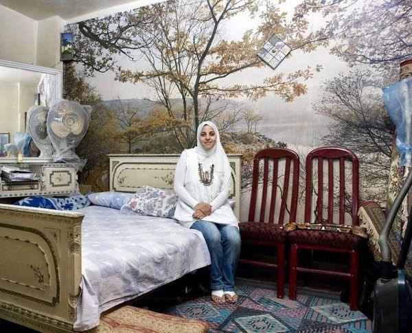 Farklı ülkelerden farklı yatak odaları