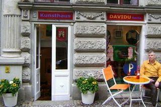 Lastminute stedentrips Berlijn in hotel Kunsthaus Davidu Berlin