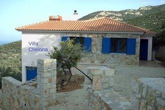 aanbod naar Villa Chelona in Xiropigado - GR