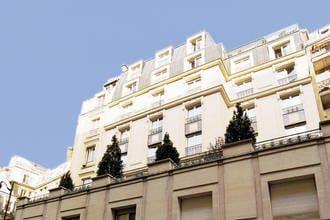 Lastminute stedentrips Parijs in hotel Studio - Haussmann