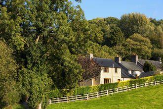 Pentrebach in Llandovery - Zuid Wales - GB