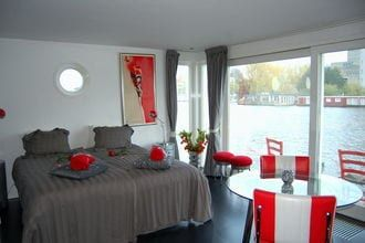 Lastminute stedentrips Amsterdam in hotel B&B Amstel Wake-Up