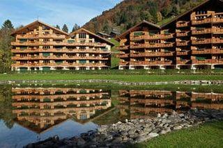 aanbod naar Thermes Parc in Val-d'Illiez - CH