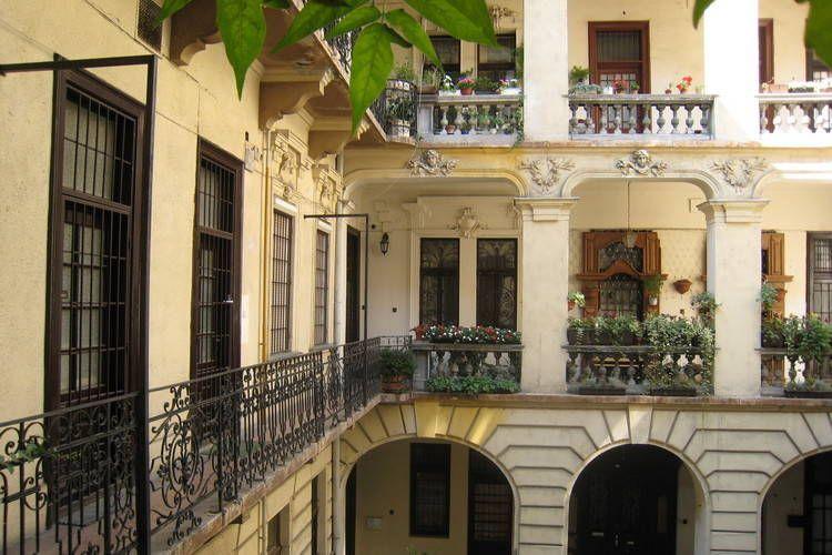Andrassy's Corner in Boedapest Budapest HU