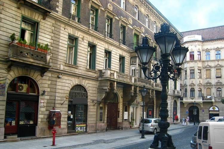Zonaflat-Lazar Opera in Boedapest Budapest HU, Hongarije