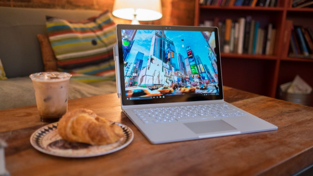 Surface Book 2 release date, news and rumors