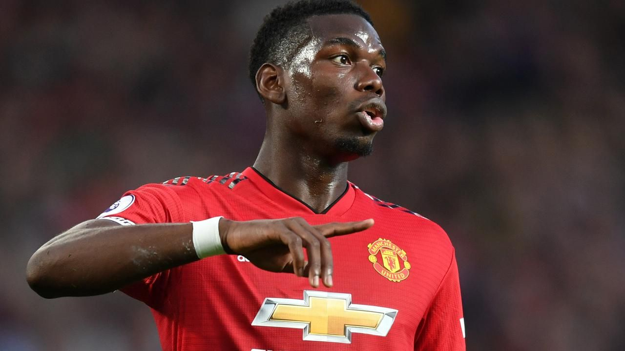 Paul Pogba's future at Man United still mired in uncertaintyの代表サムネイル