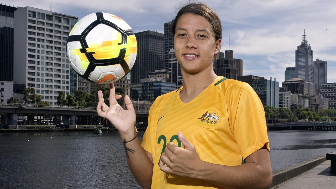 Matildas star Sam Kerr named by FFA as first ever female marquee player in Australiaの代表サムネイル