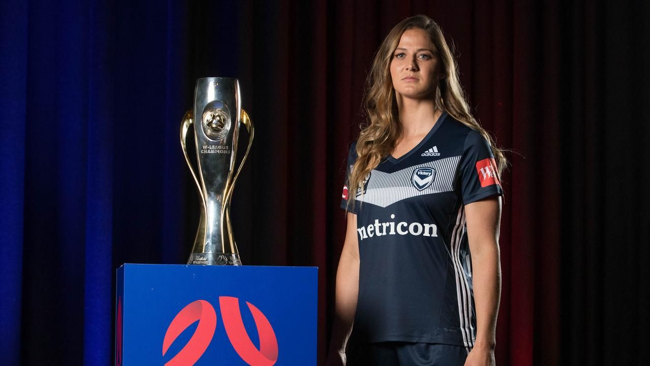 Melbourne Victory star Laura Alleway has big ambitions for W-League seasonの代表サムネイル