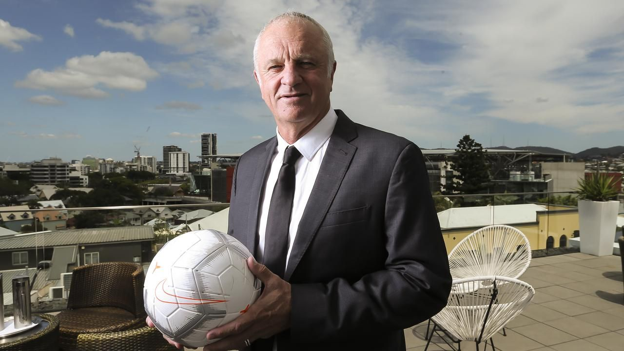 Socceroos coach Graham Arnold backs A-League talentの代表サムネイル