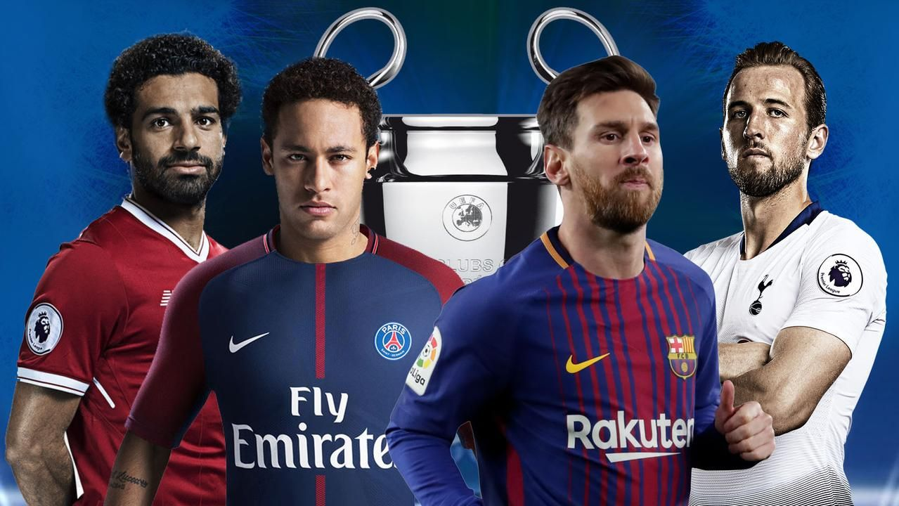 Live UEFA Champions League: Liverpool, PSG, Tottenham, Barcelona among teams in actionの代表サムネイル
