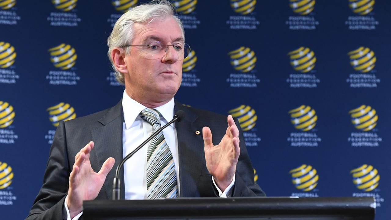 Simon Hill says the FFA's opportunity for reform was missed three years agoの代表サムネイル