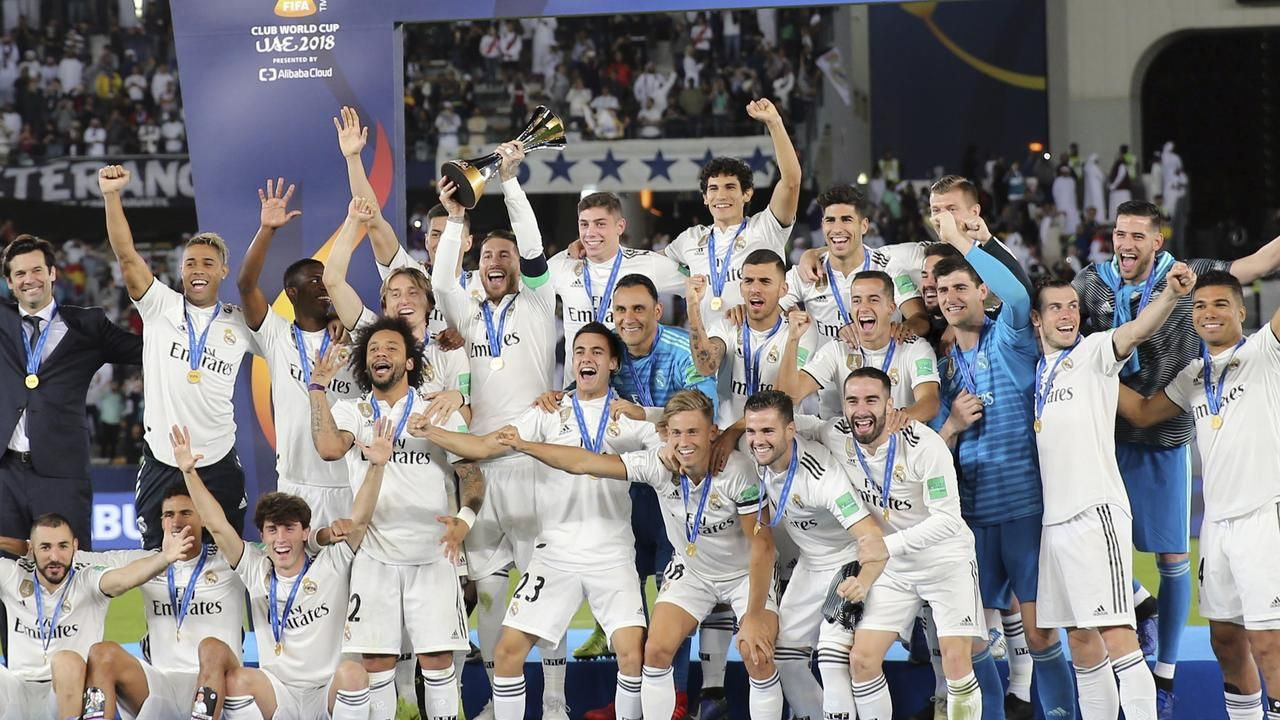 Real Madrid win Club World Cup with 4-1 final win over Al Ainの代表サムネイル