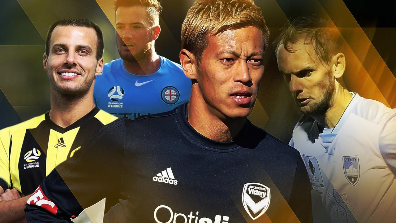 With one week to go, here are the ins and outs for all 10 A-League clubsの代表サムネイル