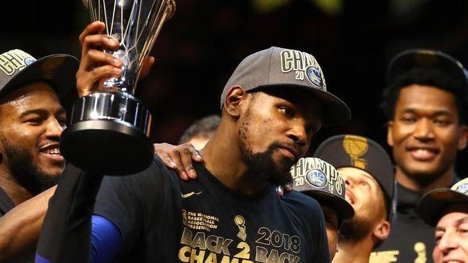 [NBA] Kevin Durant:在弱隊裡成為最強更容易