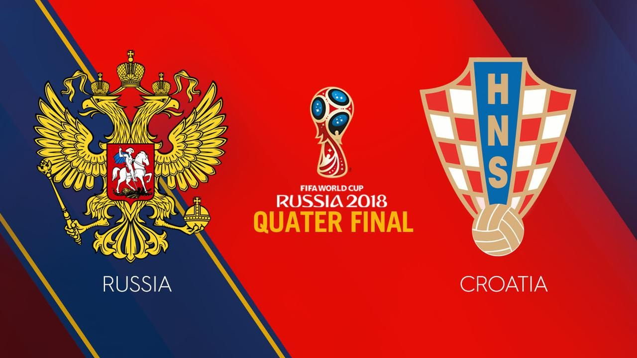 World Cup 2018: Russia vs Croatia live coverageの代表サムネイル