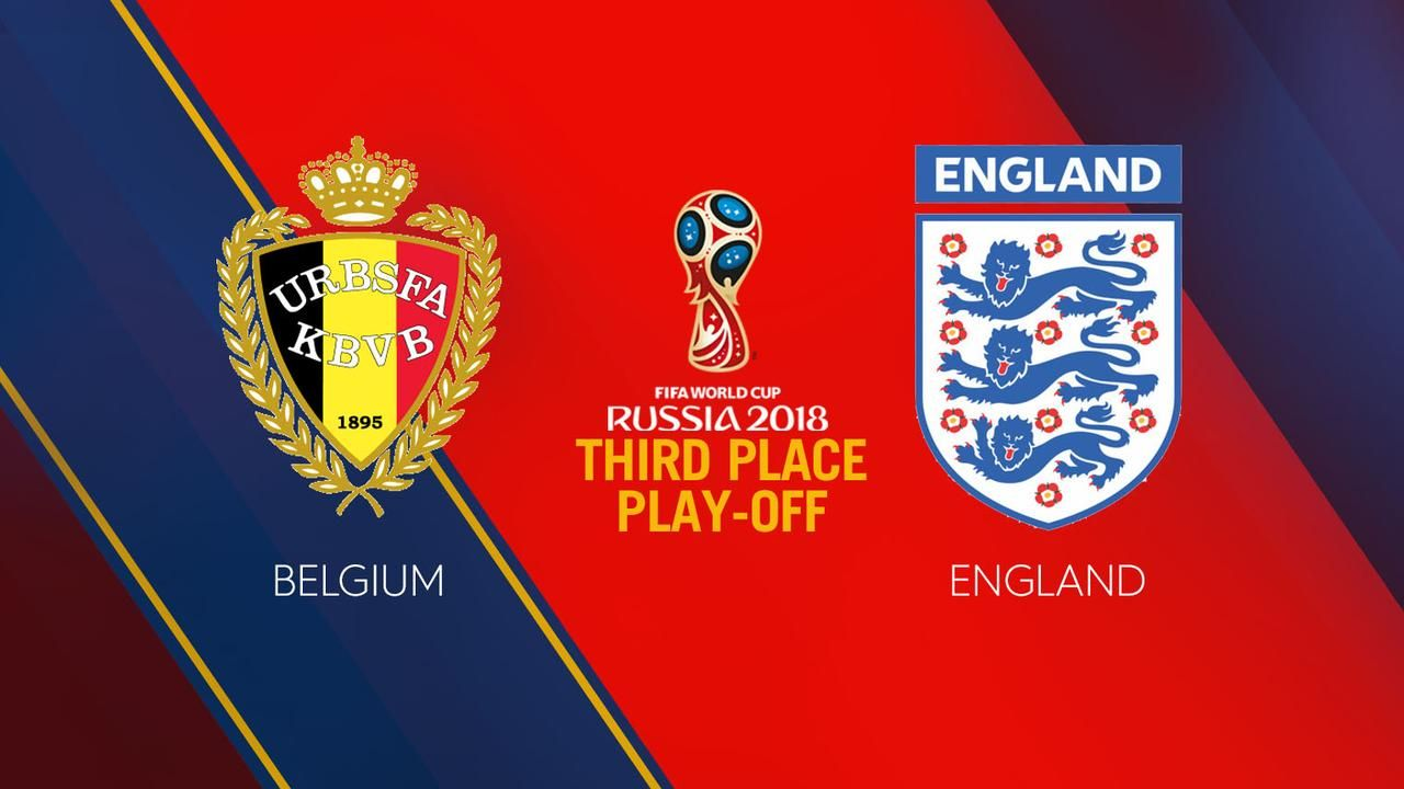 World Cup 2018: Third place playoff live coverage, Belgium v Englandの代表サムネイル