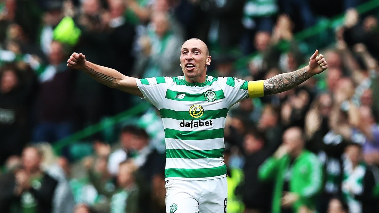 Celtic boss Brendan Rodgers admits Scott Brown could join Western Melbourne Groupの代表サムネイル