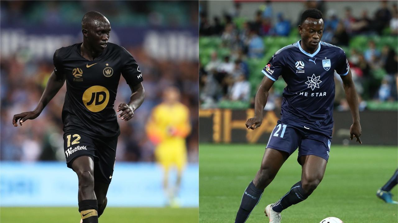 Brisbane Roar sign Charles Lokoli-Ngoy and Ruon Tongyik for rest of the seasonの代表サムネイル