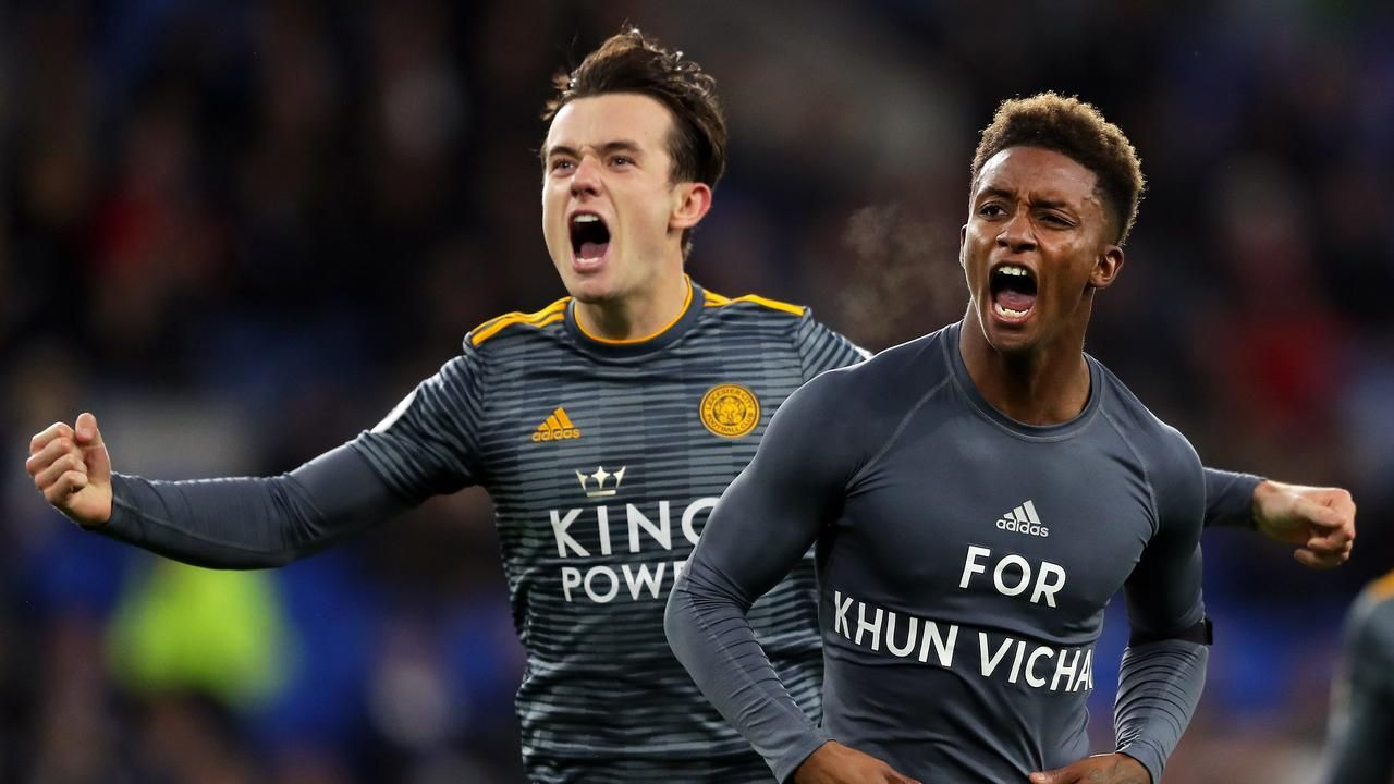 Premier League Wrap: Leicester's emotional victory over Cardiff, as Arsenal and Liverpool drawの代表サムネイル