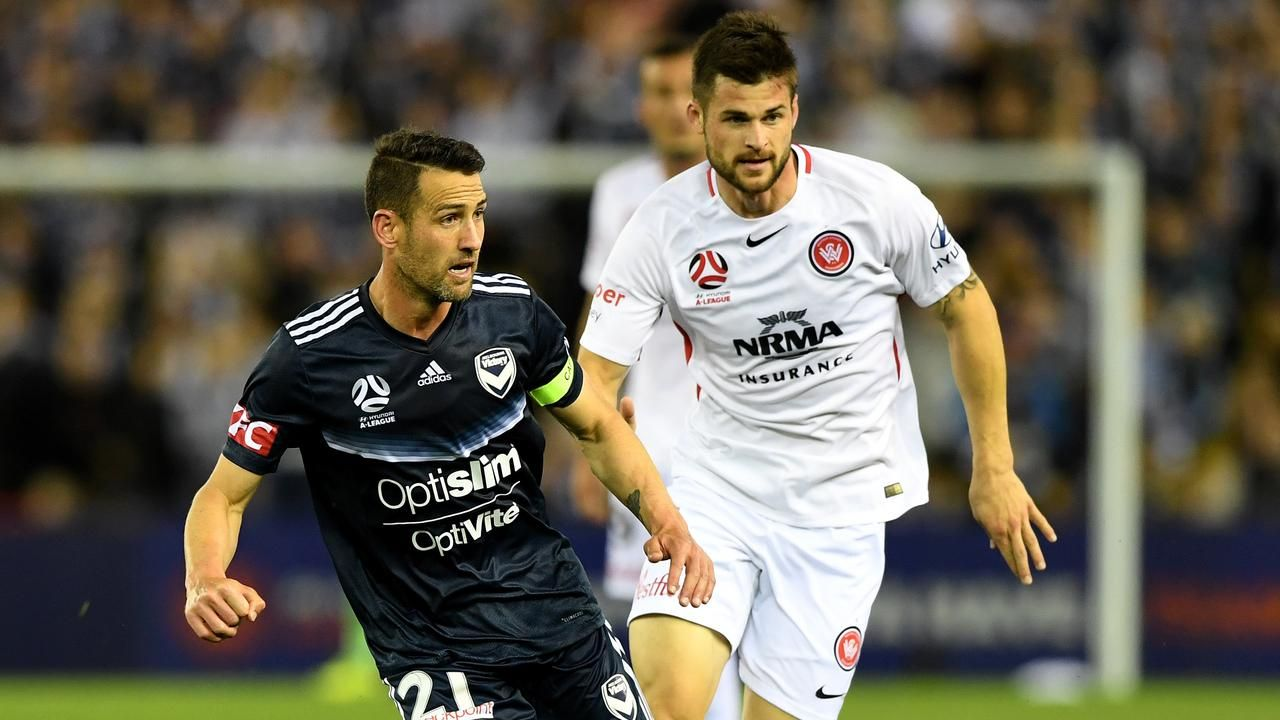 Live A-League: Melbourne Victory v Western Sydney Wanderersの代表サムネイル