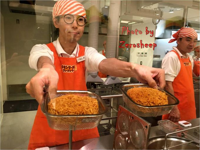 [誰說橫濱只有中華街,零羊帶你逐站玩橫濱 5.5] 今站- 手工製麵工作坊 元祖雞湯麵工作坊 (多圖)