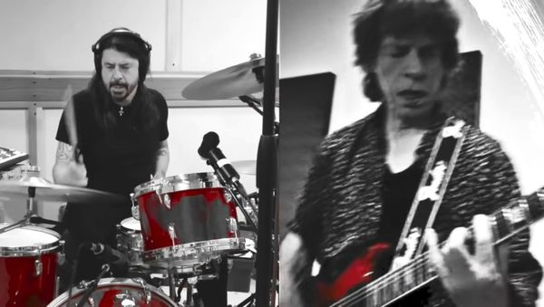 Mick Jagger: Neue Lockdown-Solo-Single »Eazy Sleazy« mit Dave Grohl