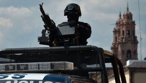 Mexiko: Angriff auf Konvoi – Angreifer töten mindestens 13 Polizisten