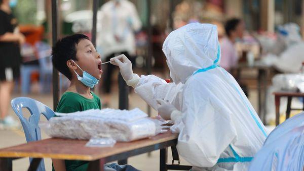 Coronavirus in China: Vierjähriger muss allein in Isolation