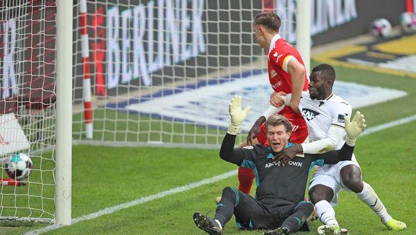 TSG Hoffenheim holt einen Punkt in Berlin: Kruses Comeback-Treffer reicht Union nicht zum Sieg