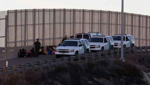 US-Grenze zu Mexiko: Behörden nehmen so viele Migranten fest wie seit 15 Jahren nicht mehr