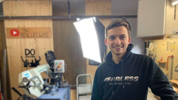 »Real Life Guys«: YouTuber Philipp Mickenbecker stirbt mit 23 Jahren an Krebs