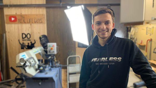 »The Real Life Guys«: Philipp Mickenbecker und sein Zwillingsbruder Johannes über Gott und den Krebs