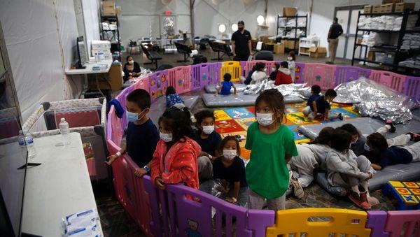 USA: Das Leid der Kinder an der Grenze zu Mexiko