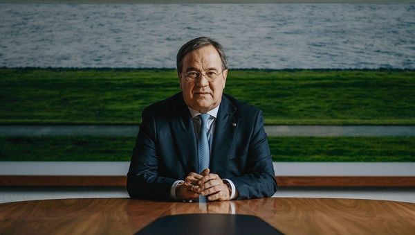 Armin Laschet spricht über Fehler in der Corona-Bekämpfung - DER SPIEGEL - Politik
