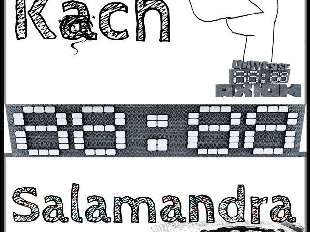 Kach - AntiDot cut192 (Salamandra Ep 09.09.15 on beatport 23.09.15 at other stores)