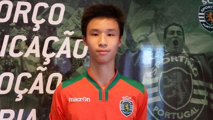 新一代香港足球員 @ 葡超士砵亭