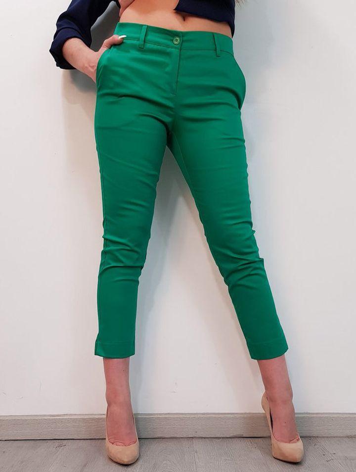 Παντελόνι chinos κάπρι Chica Loca