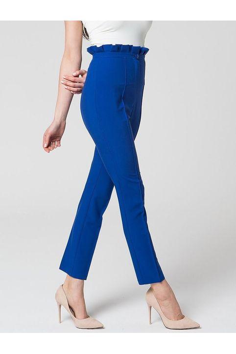 Ψηλόμεσο μπλε παντελόνι