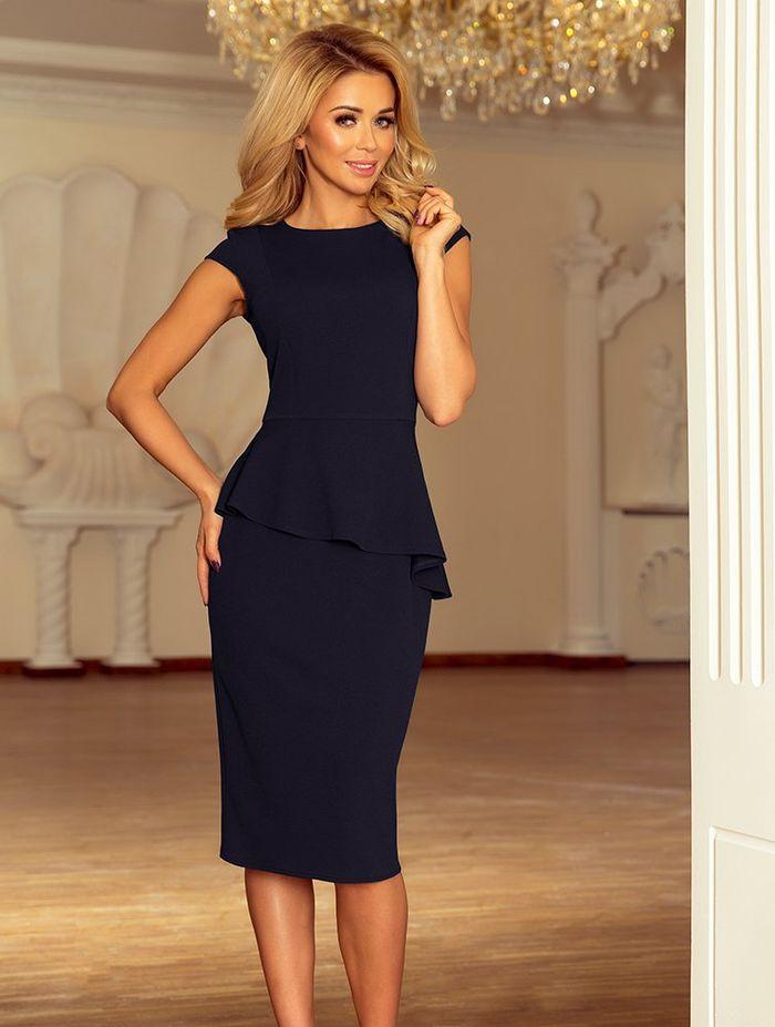 Elegant midi φόρεμα