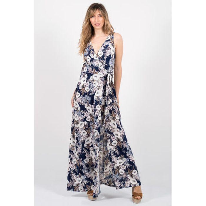 Maxi φόρεμα floral
