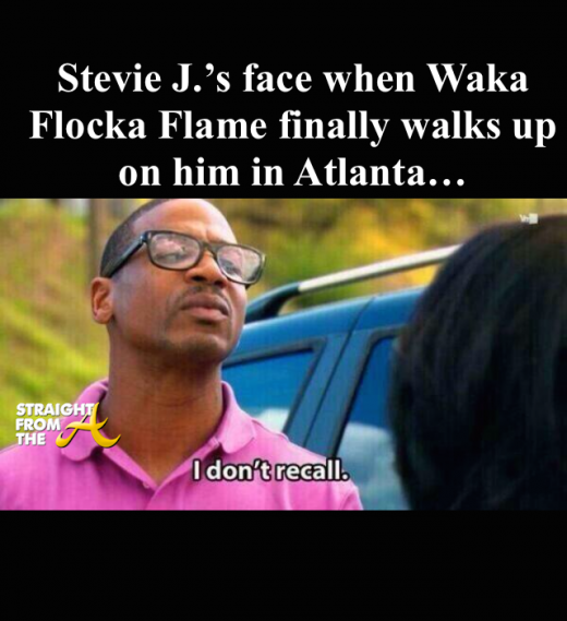 Stevie J Face Meme - StraightFroMTheA