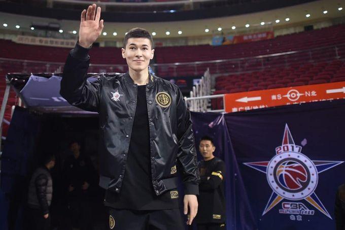 新疆小將阿不都沙拉木將代表金洲勇士出戰夏季聯賽