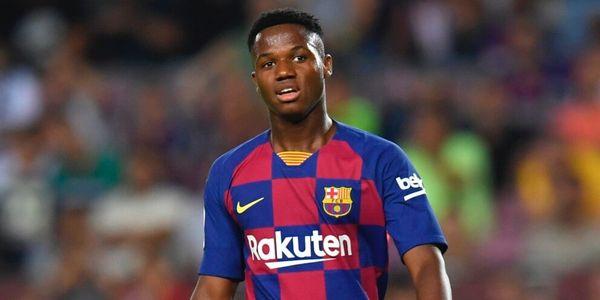 As: Barcellona, Ansu Fati operato per la terza volta al menisco