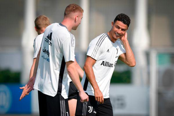 Cristiano Ronaldo e Kulusevski, show per Monza