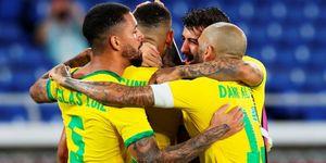 Tokyo 2020, oro al Brasile: 2-1 alla Spagna, Dani Alves campione