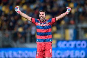Buffon non basta, il Frosinone stoppa il Parma sul 2-2